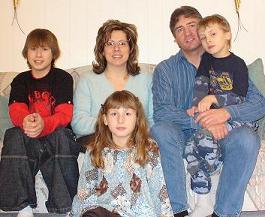 Cholka Family 2006